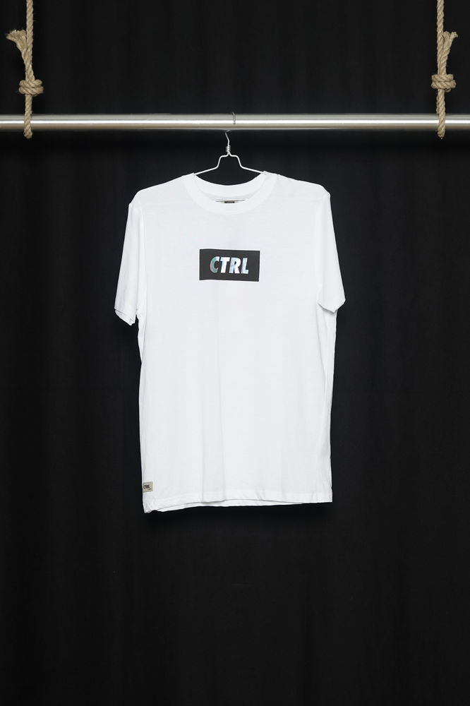 CTRL Holo t-shirt. Sold out!